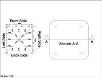 2 x 2 Floorplan small