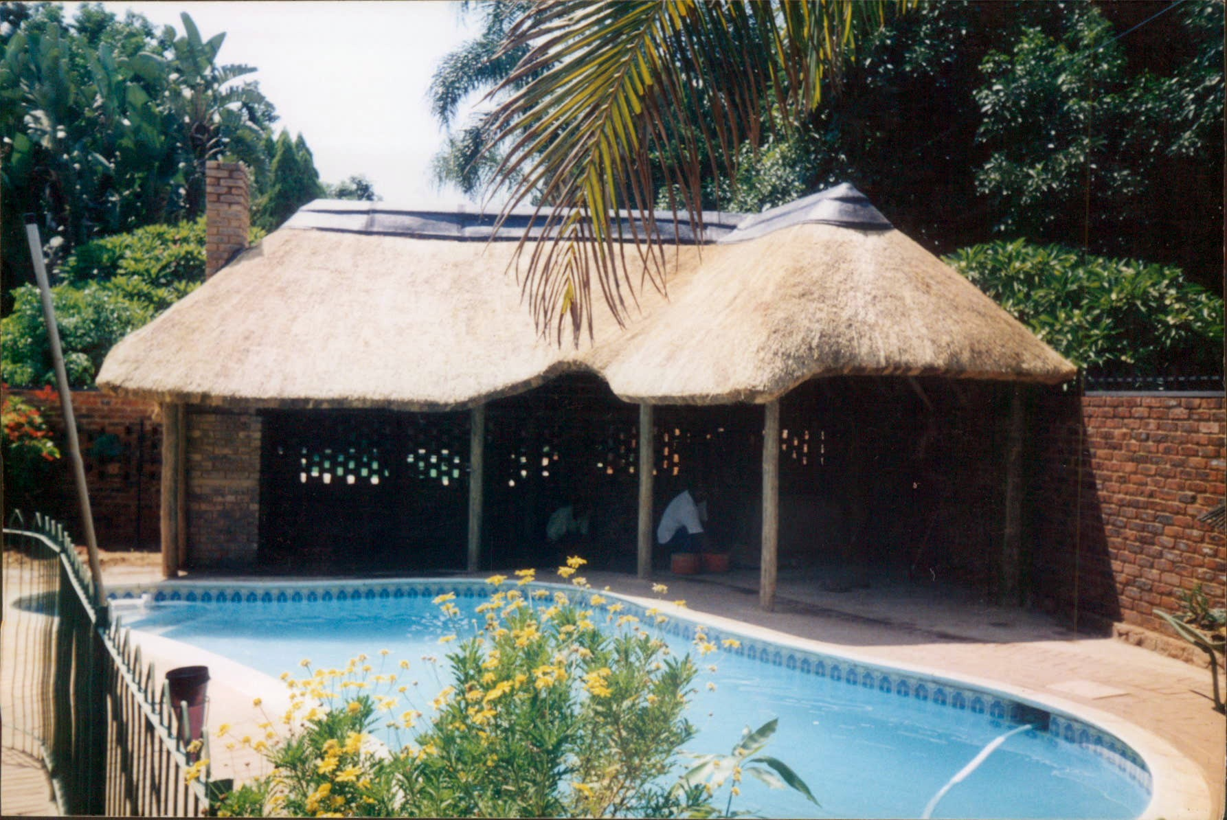 Lapa Plans for sale to build your own thatch lapa